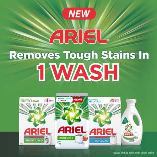 Buy Ariel Detergent Washing Powder Matic Top Load With Rs150 Off 3