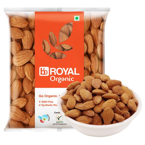 bb Royal Organic - Almond/Badam, 1 kg