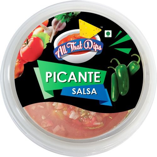 All That Dips All Natural Salsa - Salsa Picante, 150 g