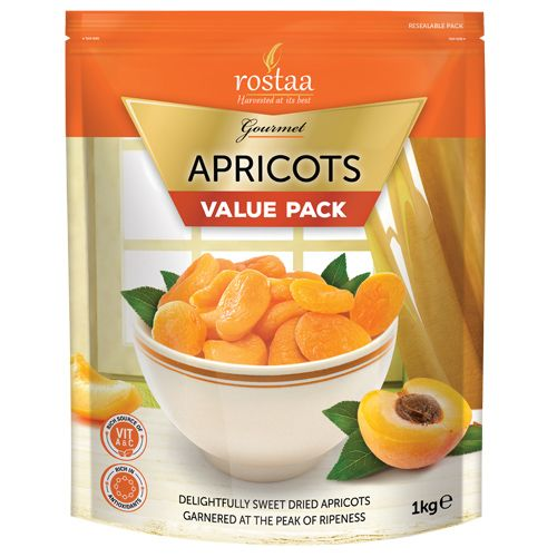 Rostaa Apricots - Dried, 1 kg