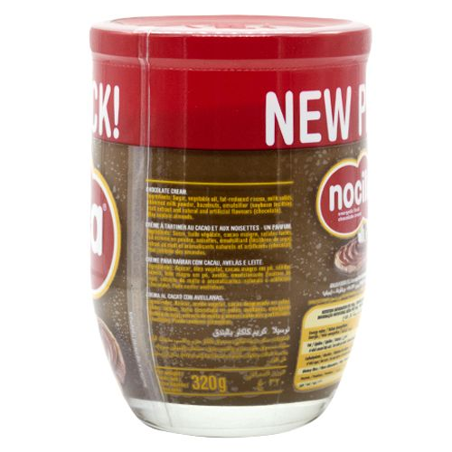 Nocilla Spread - Chocolate Cream, Original, 320 gm