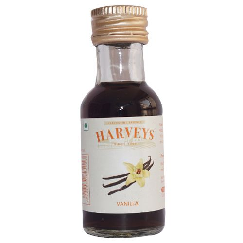 Harveys Flavouring Essence - Vanilla, 28 ml
