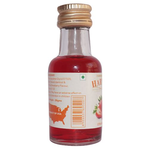 Harveys Flavouring Essence - Strawberry, 28 ml