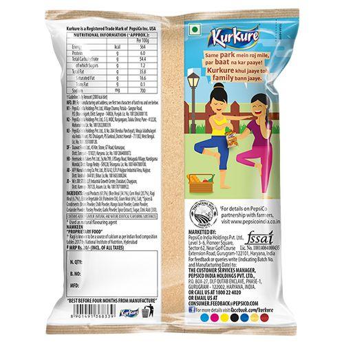 Kurkure Namkeen - Multigrain Curry & Herb Flavour, 85 gm