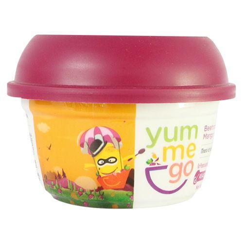 YumMeGo Ready To Eat - Beetroot & Mango Mash, 100 gm
