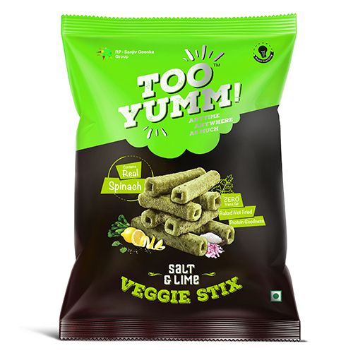 Too Yumm! Veggie Stix - Salt N Lime, 56 gm