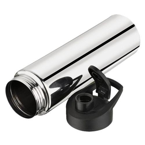 Meet Sports Water Bottle - Stainless Steel, 800 ml