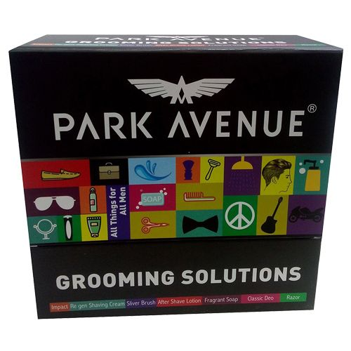 Park avenue Grooming Solutions Kit, 300 g