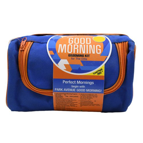 Park avenue Grooming Kit - Good Morning, 300 gm