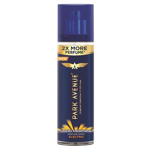 Park avenue Perfume Spray - Electric, Good Morning, 135 ml
