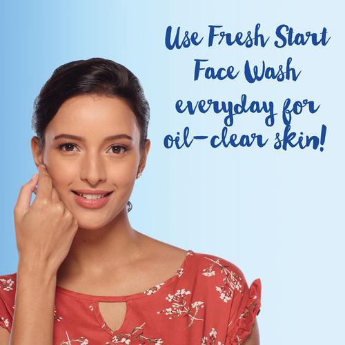 Himalaya Fresh Start Oil Clear Blueberry Face Wash, 100 ml