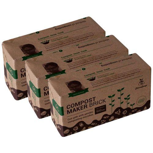 Stonesoup Compost Maker Block, 2.7 kg