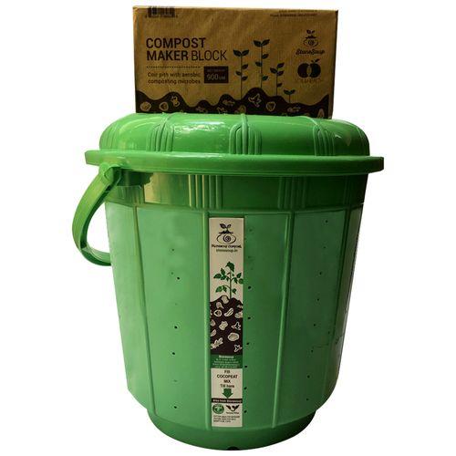 Stonesoup Compost Kit - Chutki, 16 L Kit