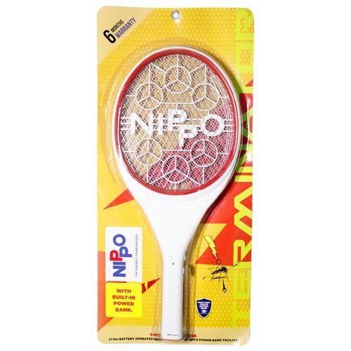 Nippo Mosquito Bat - Rechargeable, Terminator, 1 pc