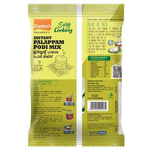 Eastern Instant Palappam Podi Mix, 500 gm