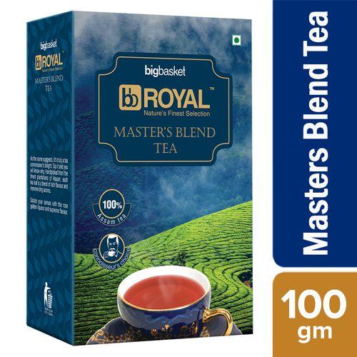 bb Royal Tea - Masters Blend, 100 gm