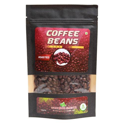 Wonderelements Coffee Beans - Roasted, Arabica, 150 g
