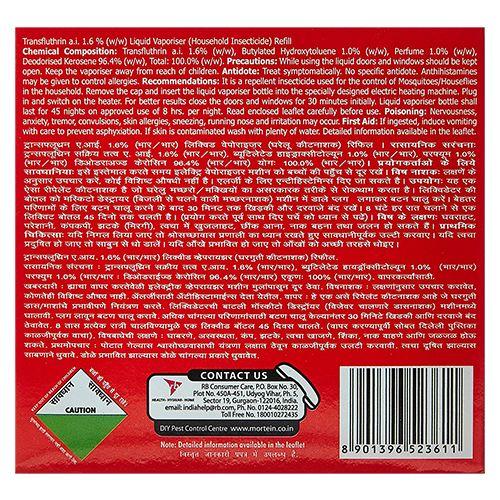Mortein Mosquito Repellent Refill - InstaTulsi, 25 ml