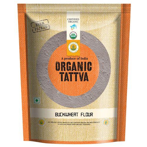 Organic Tattva Flour - Buckwheat, 250 gm