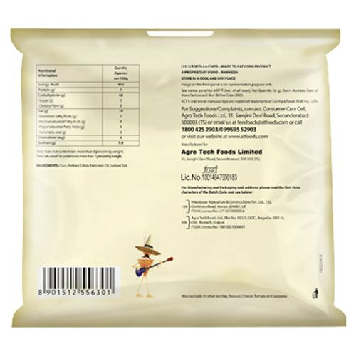 ACT II Nachoz - Salted, 150 gm Pack of 2