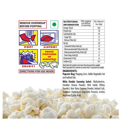 ACT II Microwave Popcorn - Cheese Delite, 106 g