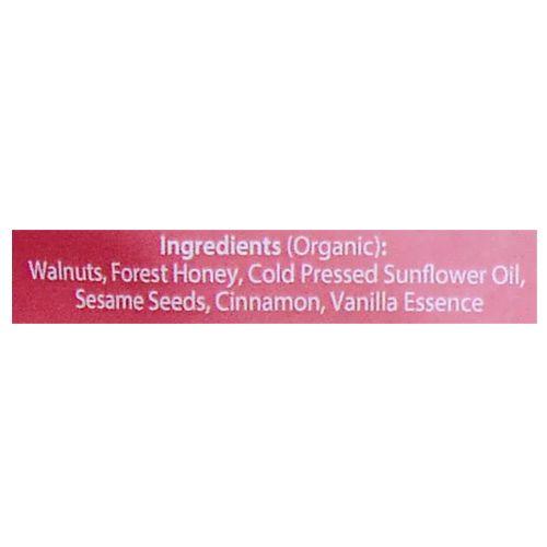 Organic Origins Walnuts - Honey Roasted with Sesame, 145 g