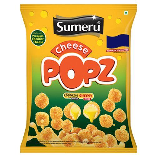 sumeru Cheese Popz, 200 gm