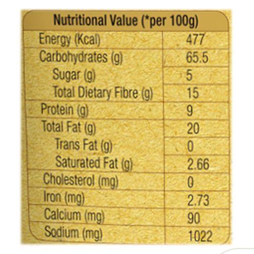 GoodDiet Crackers -Tomato, Gluten free, 150 g