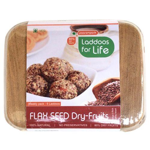 Paaramparik Laddoos - Flax Seed, Dry Fruits, 150 gm