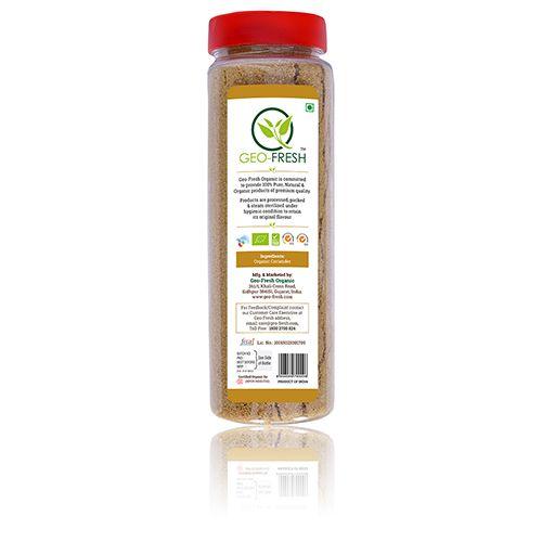 Geo-Fresh Powder - Organic, Coriander, USDA Certified, 360 gm