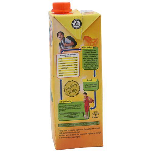 Real Fruit Juice - Alphonso Mango, 1 L