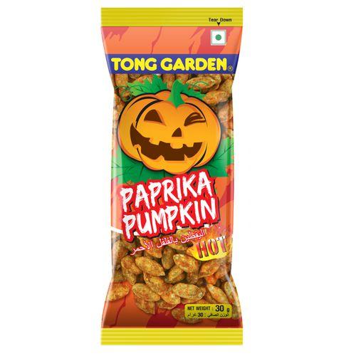 Tong Garden Paprika Pumpkin, 30 gm