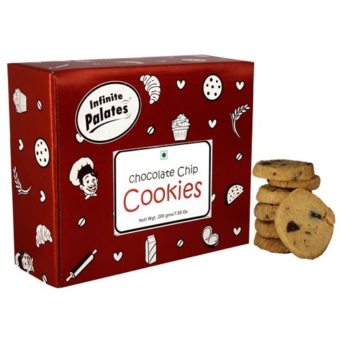 Infinite Palates Cookies - Choco Chip, 200 g