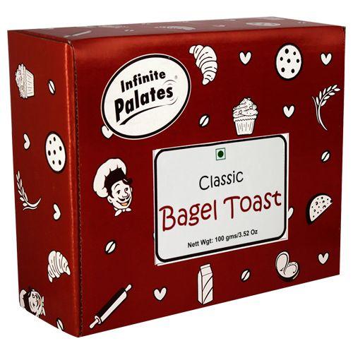 Infinite Palates Toast - Classic Bagel, 100 gm