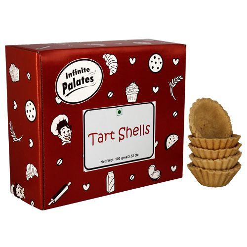 Infinite Palates Shells - Tart, 100 gm