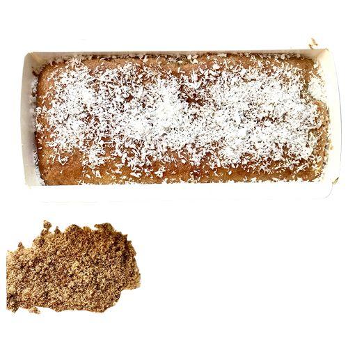 BHealthy Coconut Cake - Organic Jaggery, Wholewheat, Eggless, Sugarfree, 500 gm