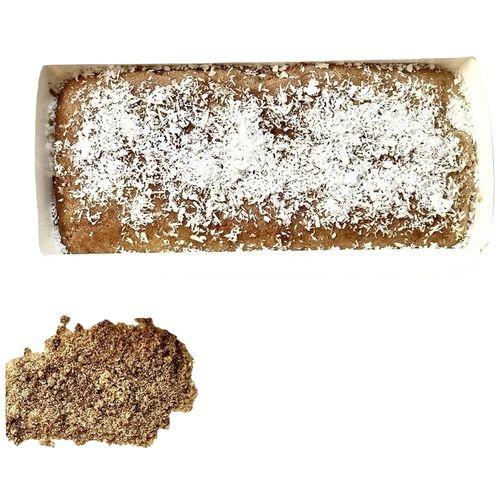 BHealthy Vegan Coconut Sugarfree Jaggery Wholewheat Eggless Cake, 250 gm