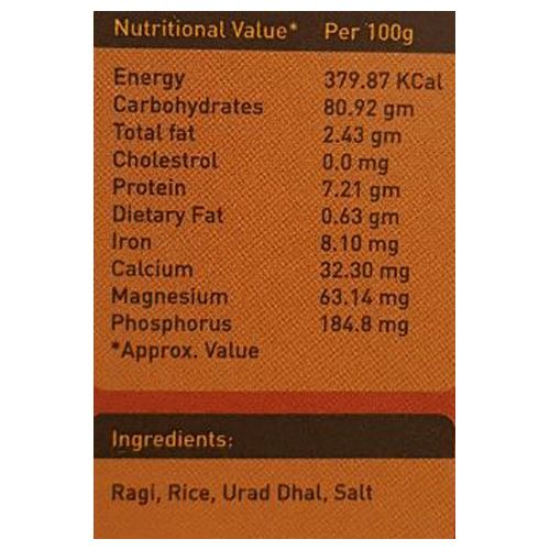 Grami Superfoods Ragi Dosa Mix, 200 gm