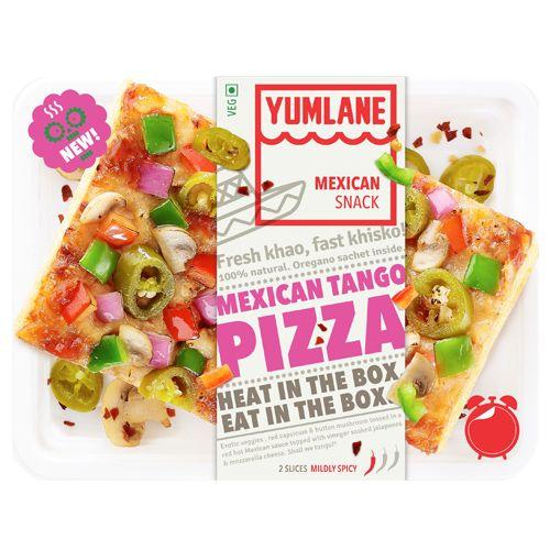 Yumlane Pizza - Mexican Tango, 165 g