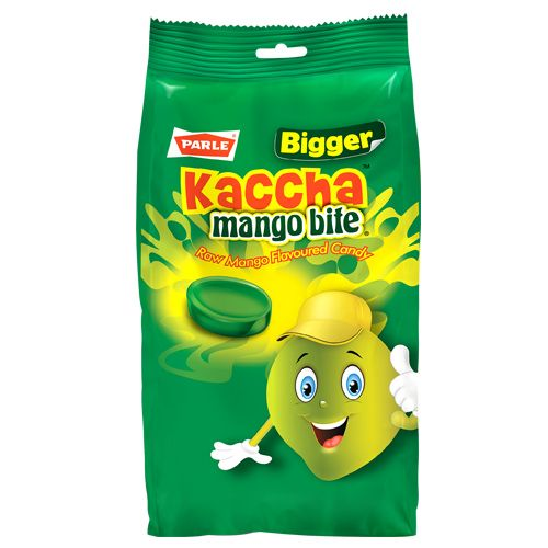 Parle Candy - Mango Bite, Bigger Kaccha, 396 gm
