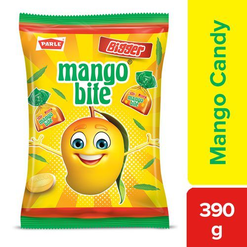 Parle Candy - Mango Bite, Bigger, 390 gm