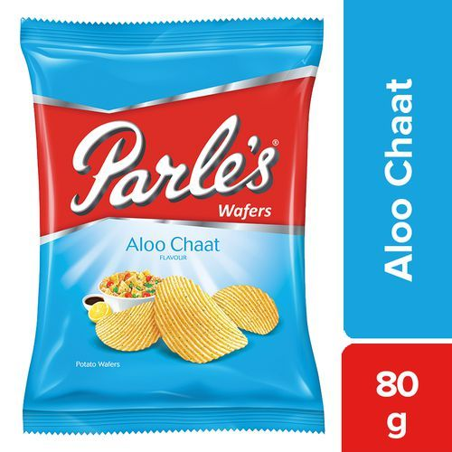Parle Wafers - Aloo Chaat, 80 gm