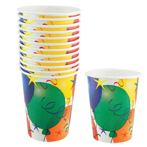 Ayurvaidic Paper Cups - Small, Party, 950 ml Pack of 12