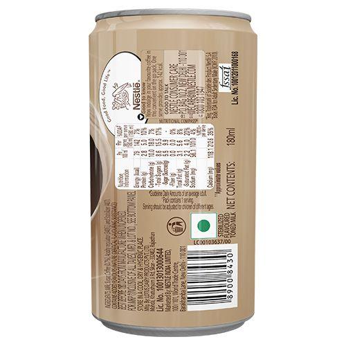 Nescafe  Coffee & Milk Beverage - Iced Latte, 180 ml Can