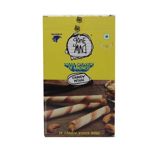 Gone mad Mithai Stick - Cashew, 288 gm 24 Sticks
