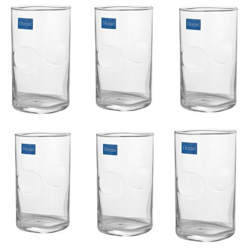 Ocean Mocktail Glasses - Unity, High Ball, 290 ml Set of 6