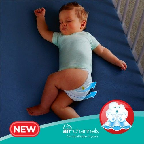 Pampers  Diaper Pants - Extra Large, New, Monthly Box, 112 pack