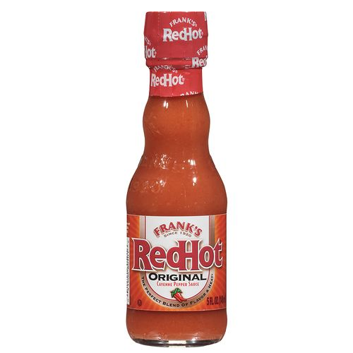Frank's Redhot Original Sauce, 148 ml