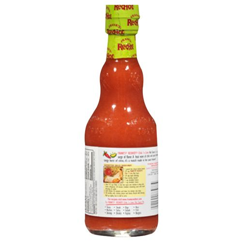 Frank's Sauce - Chile N Lime, Redhot, 148 ml