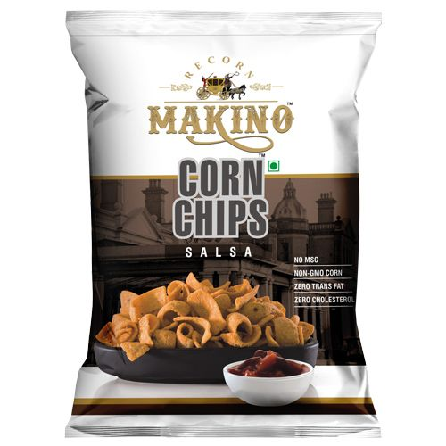 Makino Corn Chips - Salsa, 60 g